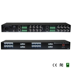 16 Way CCTV Video Receiver- Rack Mount