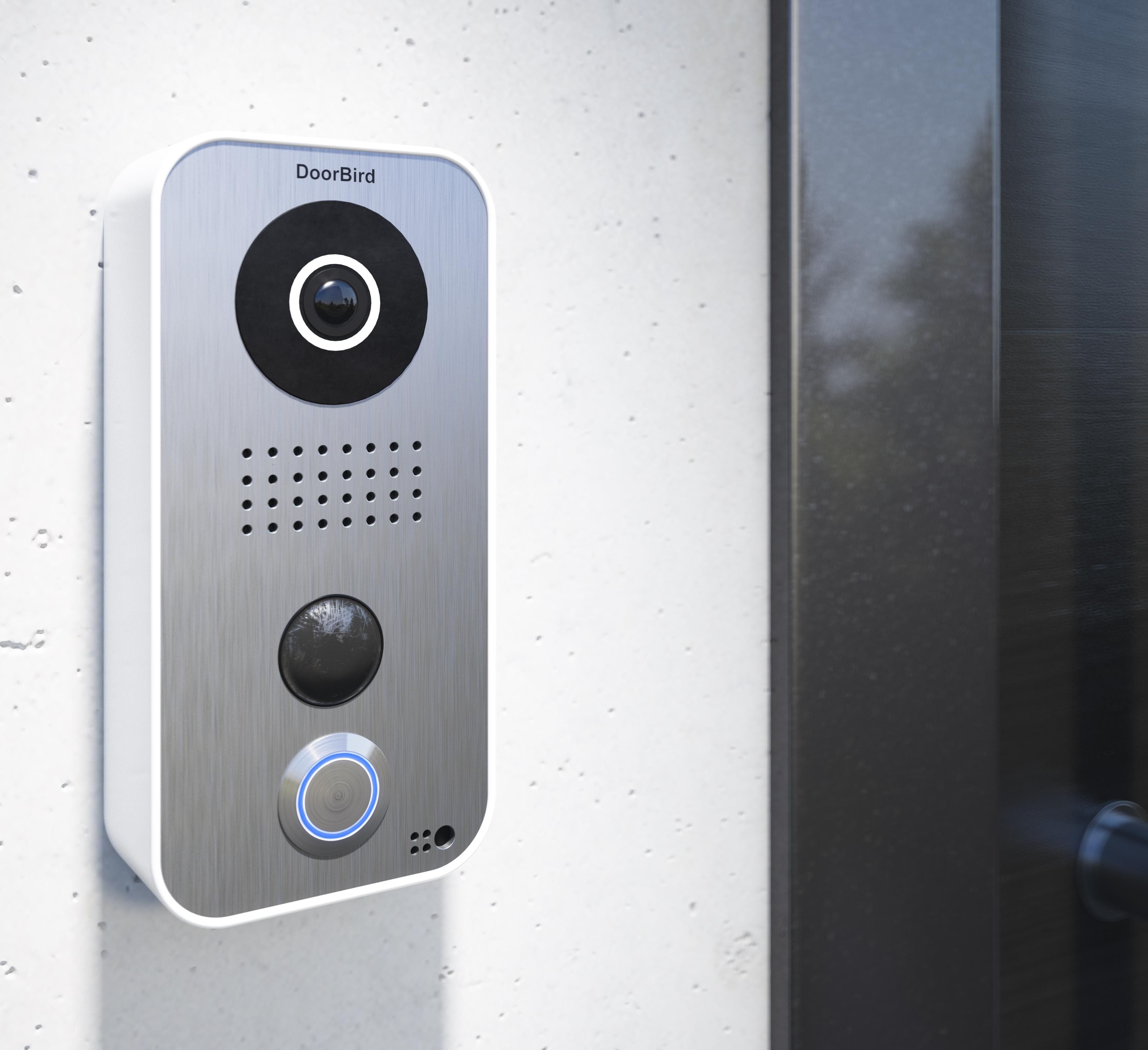Doorbird D101 Wifi Intercom Door Station