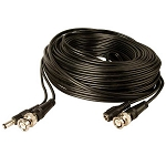 RG59 CCTV Extension Cable with Power and BNC  - 10m