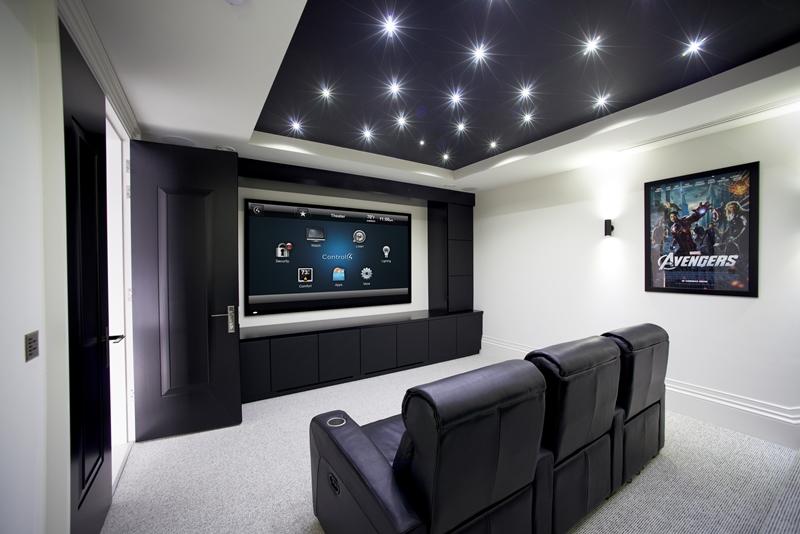 Home Cinema | Nottingham - Create Automation