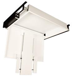 future automation cht6 horizontal ceiling hinge mechanism. Black Bedroom Furniture Sets. Home Design Ideas