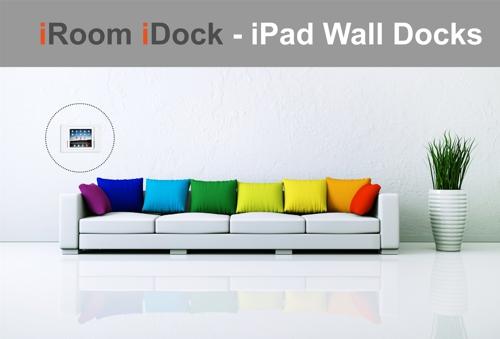 Iroom Idock Ipad Wall Docking Station