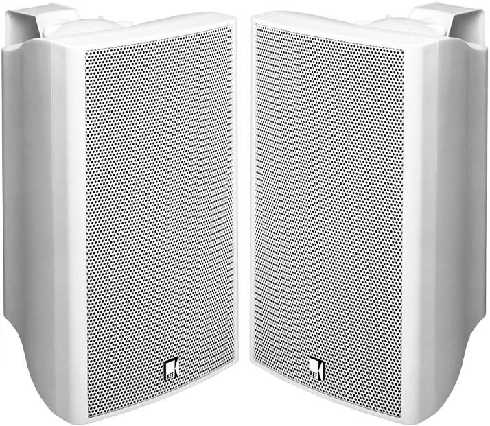 Kef ci500aw outdoor on wall speaker for Installing in wall speakers on exterior wall