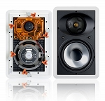Monitor Audio in wall surround sound speaker WT280-IDC (each)
