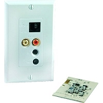 Sonance iPort B/AUDIO WALLPLATE