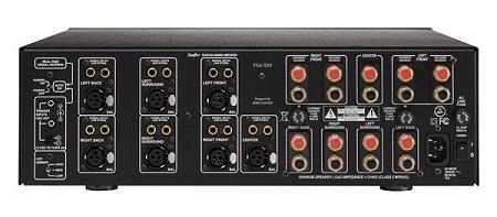 Sunfire Tga 7401 Theater Grand Power Amplifier