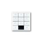 Systemline Modular - Multi Source Keypad Module (WHITE)