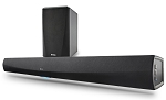 Denon HEOS Soundbar with Wireless Subwoofer