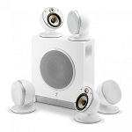 Focal Dome 5.1 Flax Air Home Cinema Speaker Package