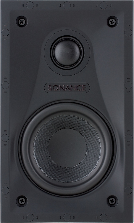 Sonance Visual Performance Vp42 4 Quot Rectangular Speaker Pair