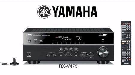 yamaha rx v479 network av receiver. Black Bedroom Furniture Sets. Home Design Ideas