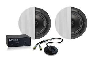 Wireless Bluetooth Ceiling Speaker Kit Buy Online At