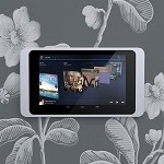 "Flow 7"" In-Wall Android Touch Screen with PoE"