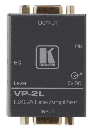 Kramer VP-2L 1:1 UXGA Line Amplifier