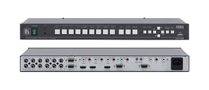 Kramer VP-728 9-Input ProScale«Ô Presentation Scaler/Switcher