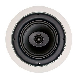 "Sonance Contractor Series CR201 6.5"" round speaker (pair)"
