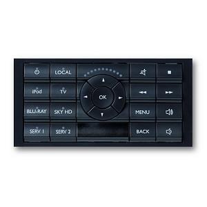 Systemline Modular Lkpm7 1 Learning Keypad Module Black
