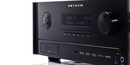 Anthem AV Receivers