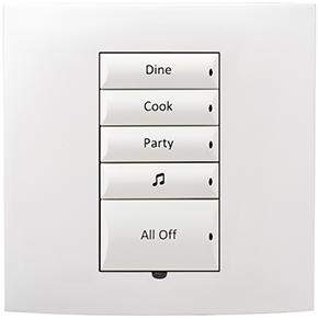 Mood Lighting Control | Nottingham - Create Automation