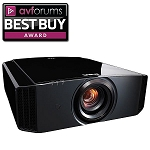 JVC DLA-X500 Home Cinema Projector with E Shift
