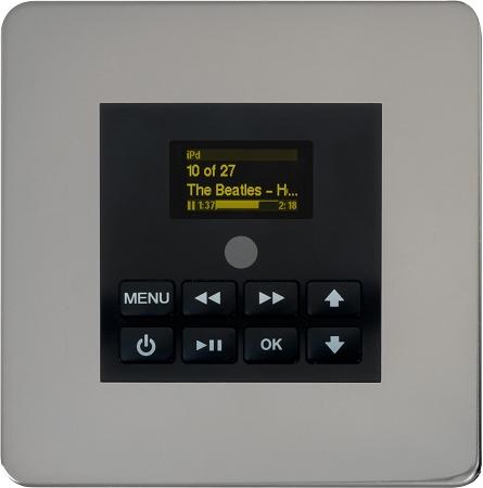 Nuvo Essentia 1 0 Quot Oled Keypad Black Create Automation