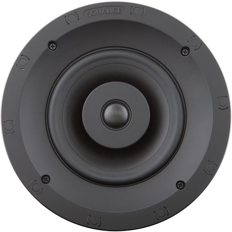 Sonance Visual Performance Vp60r 6 Quot Round Speaker Pair