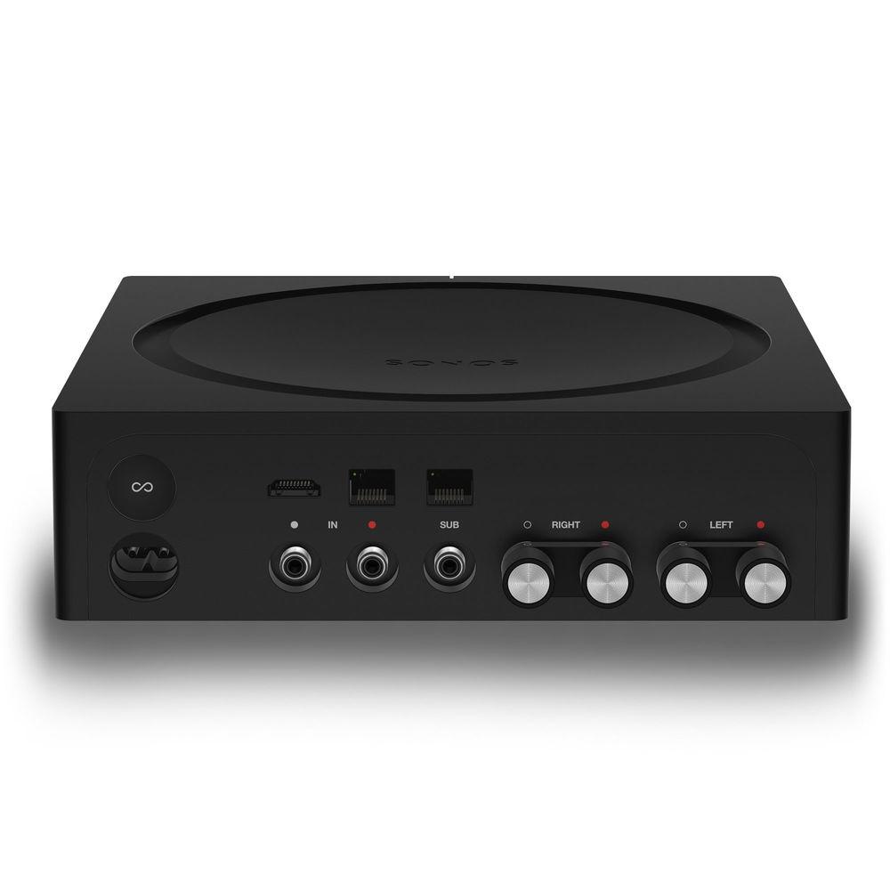 Sonos Amp Blucube Ceiling Speaker Bundle