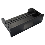 Pure TheatreRack mount for 1 x Sonos Connect Amp - 3U