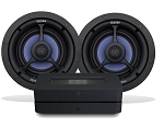 Bluesound Powernode 2i Ceiling Speaker Bundle