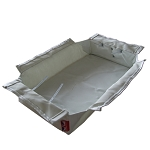 Amina Firehood - 60 mins fire rated hood for use with CV350