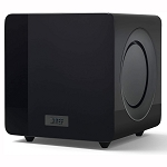 KEF KF92 Subwoofer In Piano Black Finish