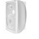 BluCube CXW-650 Outdoor Weatherproof Speakers in White (Pair)