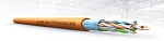 CAT6a F/UTP 10Gb LSZH Orange - Per Metre