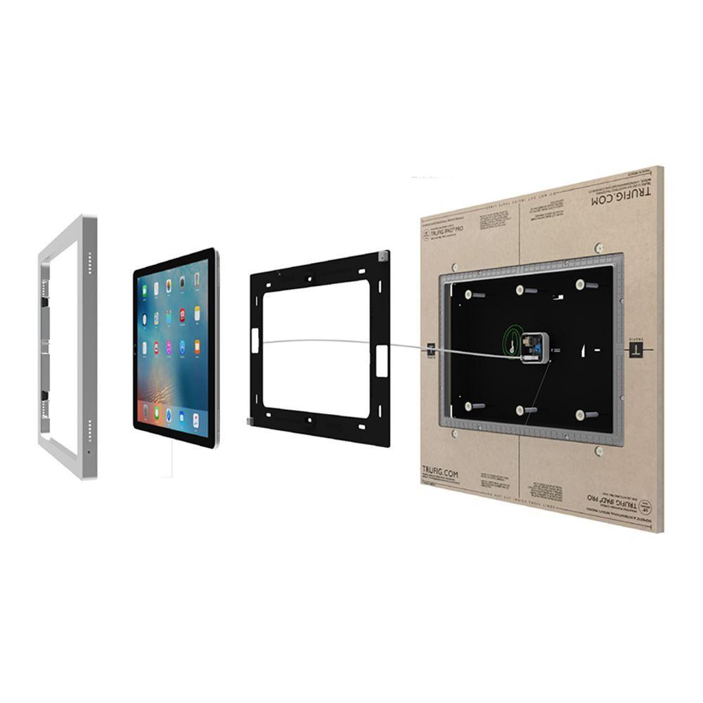 Iport Ipad Surface Wall Mount Ipad Air 1 2 Pro 9 7 Quot