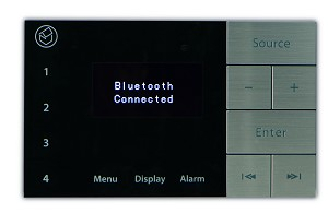 Systemline E100 In-wall Bluetooth Amplifier