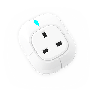 Wifi Cloud Controlled UK Socket