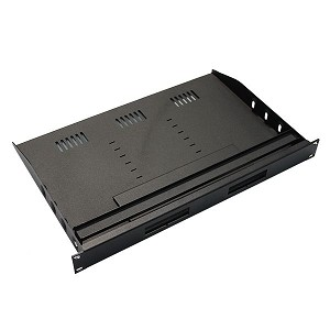 Pure Rack mount for 2 x Apple TVs (side by side) - 1U