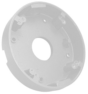 Outdoor Dome Extra Deep Base - White