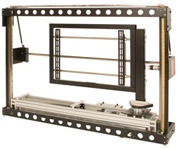 Future Automation PLH-H TV Lift & Hinge Heavy - Drop & Roll Lid