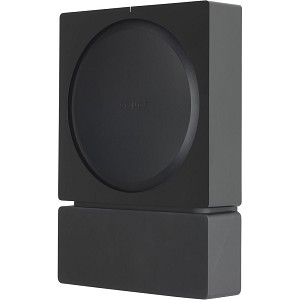 Flexson Black Wall Mount for Sonos Amp