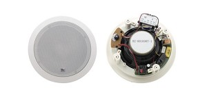 Kramer Galil 6-CO 6.5-Inch 2-Way Round Open Back Ceiling Speakers