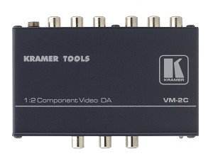 Kramer VM-2C 1:2 Component Distribution Amplifier