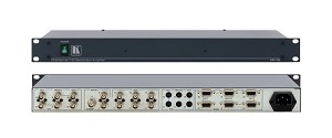 Kramer VP-72 1:2 Multi-input Multi-Format Distribution Amplifier