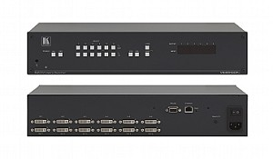 Kramer VS-66HDCPxl 6x6 DVI Matrix Switcher HDCP