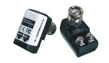 Mini CCTV BNC Balun with Screw Terminals