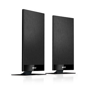 KEF T Series T101 Satellite Speaker Pair (OPEN BOX - NEW)