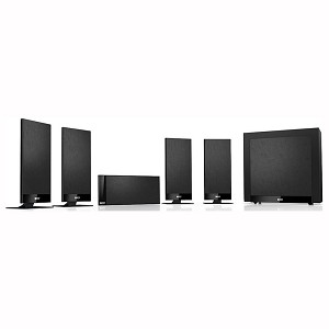 KEF T Series T105 5.1 Home Theatre System