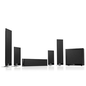 KEF T205 T-Series Home Theatre System